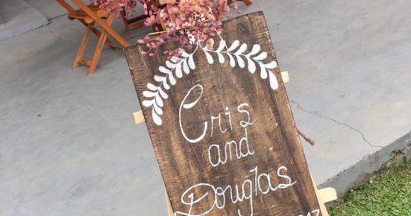Casamento Cris e Douglas